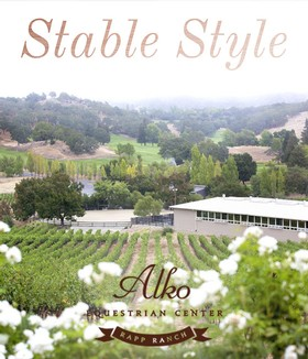Tour an Alluring Horse Property in Wine Country